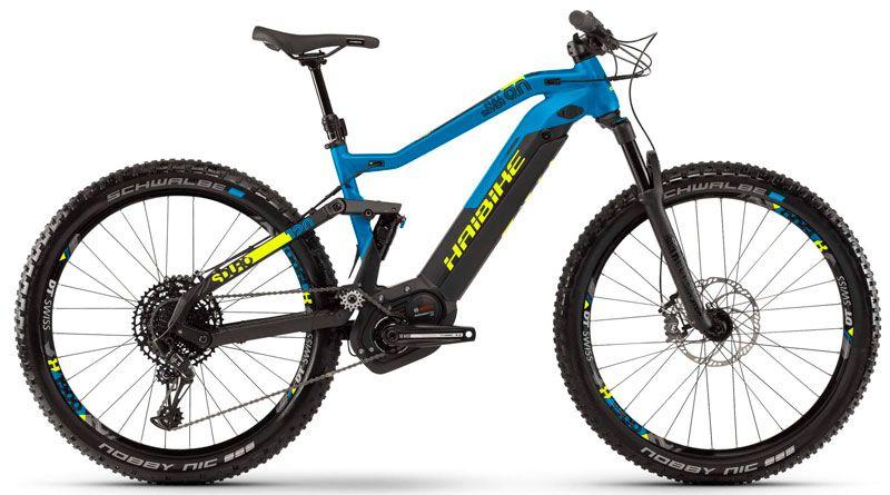 Электровелосипед Haibike SDURO FullSeven 9.0 i500Wh 12-G NX 2019